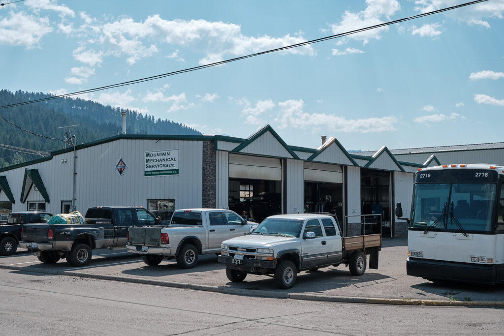 About Mountain Mechanical - Sparwood, Elkford, Cranbrook
